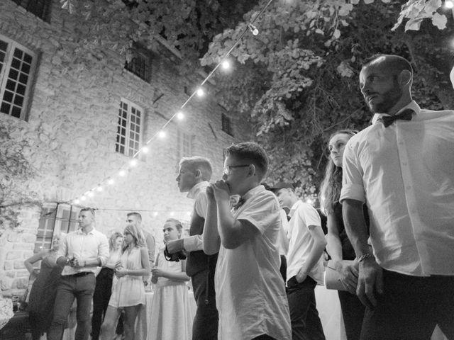 Le mariage de Florian et Doreen à Opio, Alpes-Maritimes 55