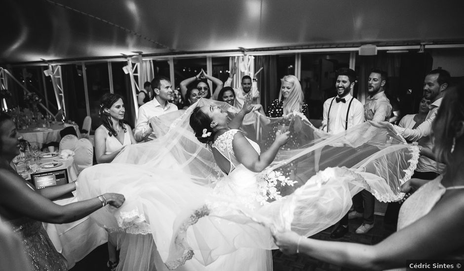 Le mariage de Malcolm et Tia à Genève, Genève