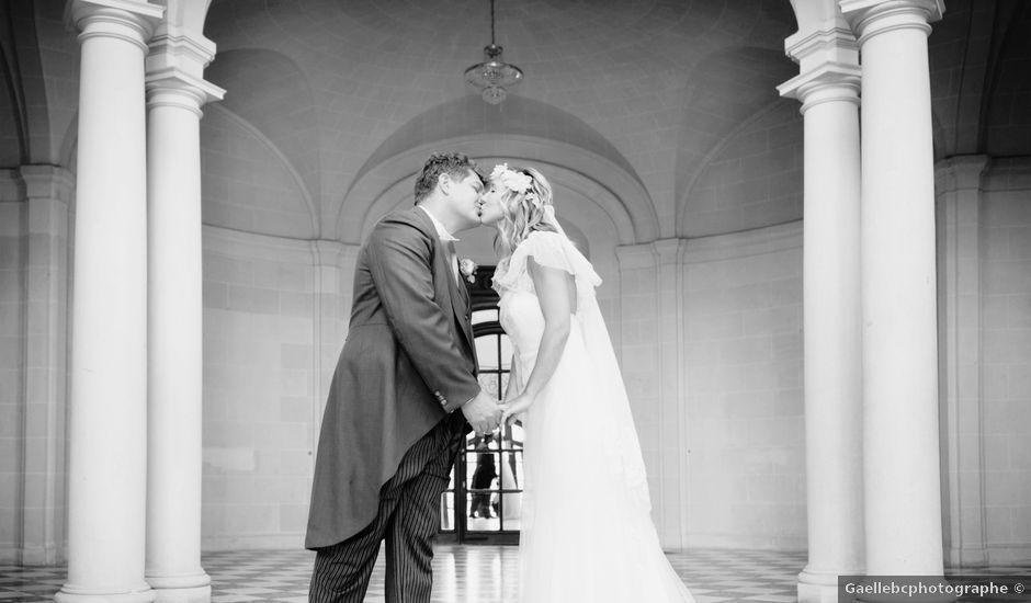 Le mariage de Christophe et Cécile à Salbris, Loir-et-Cher