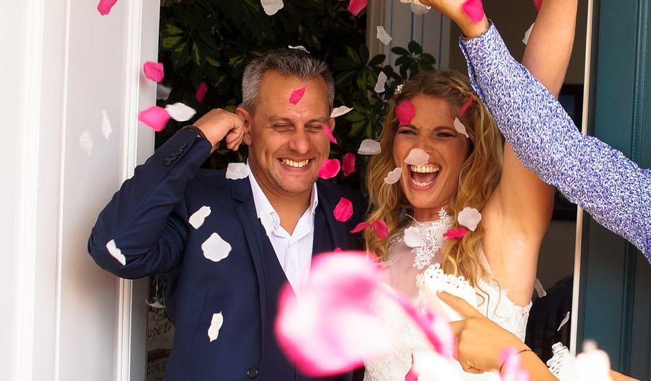 Le mariage de Olivier et Nancy à Cagnes-sur-Mer, Alpes-Maritimes