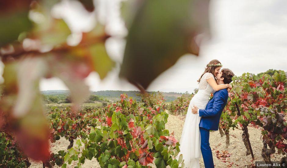 Le mariage de Morgan et Marie à Narbonne, Aude