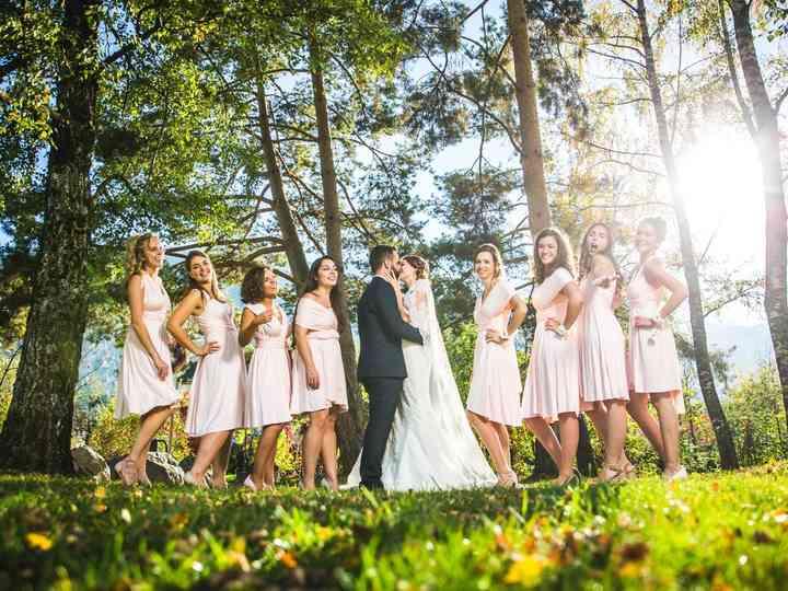 Le mariage de Eleonord et Baptiste
