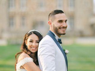 Le mariage de Sabrina et Alexandre