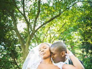 Le mariage de Célia et Mickaël