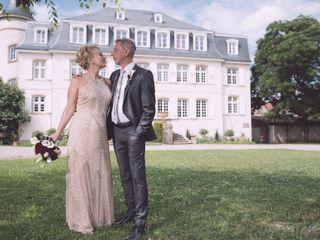 Le mariage de Cathy et Richard