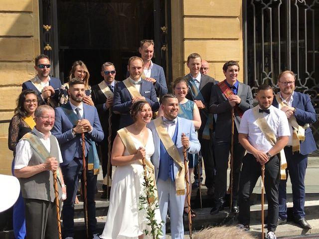 Le mariage de Aurélien  et Sarah à Metz, Moselle 1