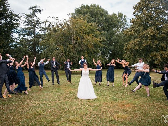 Le mariage de Guillaume et Audrey à Les Molières, Essonne 25