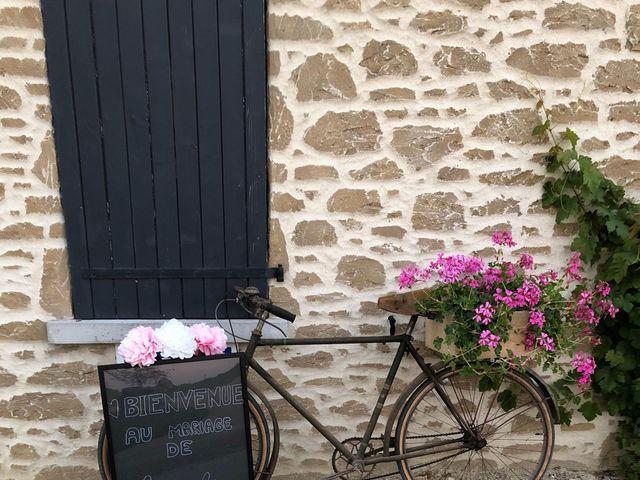 Le mariage de Alexis et Élodie  à Soucelles, Maine et Loire 2
