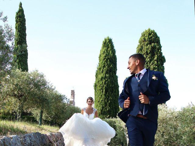 Le mariage de Nicolas et Mélanie à Toulon, Var 8