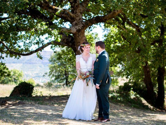 Le mariage de Rémi et Rose-Marie à Millau, Aveyron 44