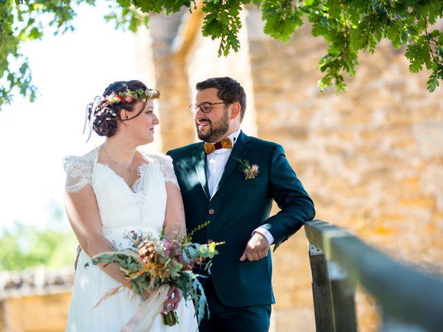 Le mariage de Rémi et Rose-Marie à Millau, Aveyron 45