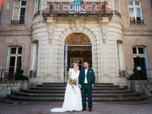 Le mariage de Rémi et Rose-Marie à Millau, Aveyron 47