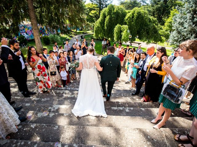 Le mariage de Rémi et Rose-Marie à Millau, Aveyron 57