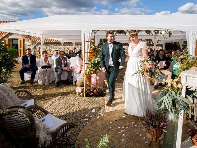 Le mariage de Rémi et Rose-Marie à Millau, Aveyron 62