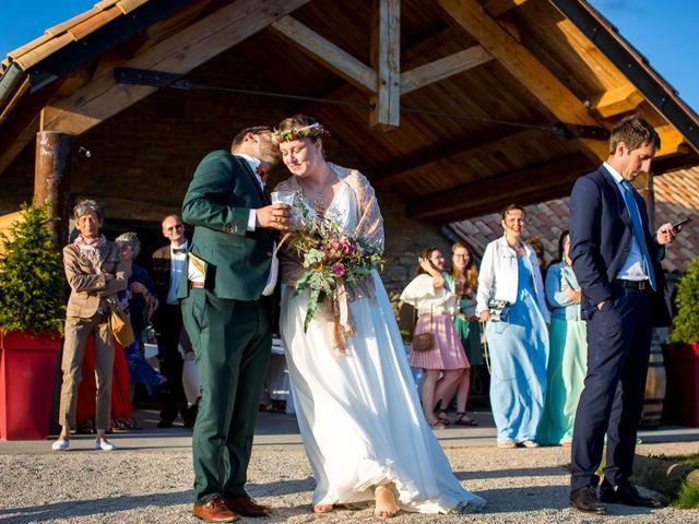 Le mariage de Rémi et Rose-Marie à Millau, Aveyron 87