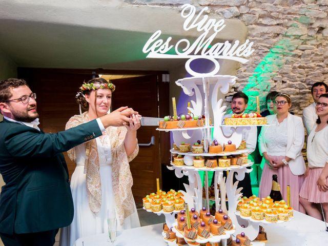 Le mariage de Rémi et Rose-Marie à Millau, Aveyron 110