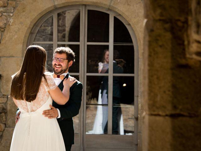 Le mariage de Rémi et Rose-Marie à Millau, Aveyron 14