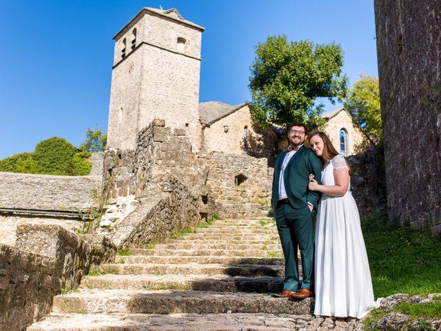 Le mariage de Rémi et Rose-Marie à Millau, Aveyron 7