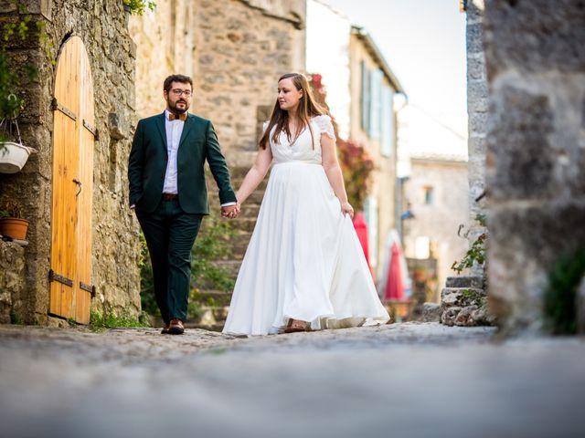 Le mariage de Rémi et Rose-Marie à Millau, Aveyron 12