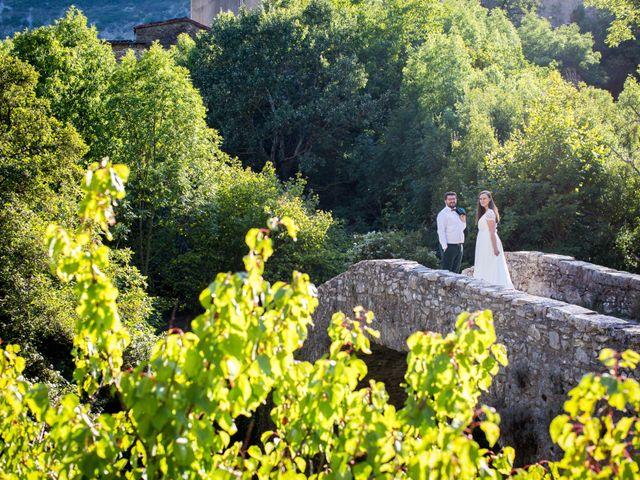 Le mariage de Rémi et Rose-Marie à Millau, Aveyron 5