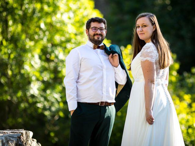 Le mariage de Rémi et Rose-Marie à Millau, Aveyron 6
