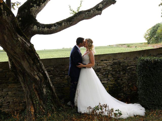 Le mariage de Marc et Rebecca à Santenay, Côte d'Or 20