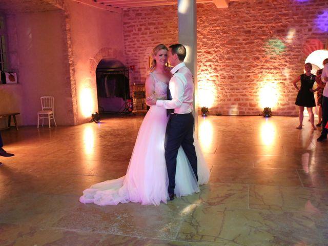 Le mariage de Marc et Rebecca à Santenay, Côte d'Or 35