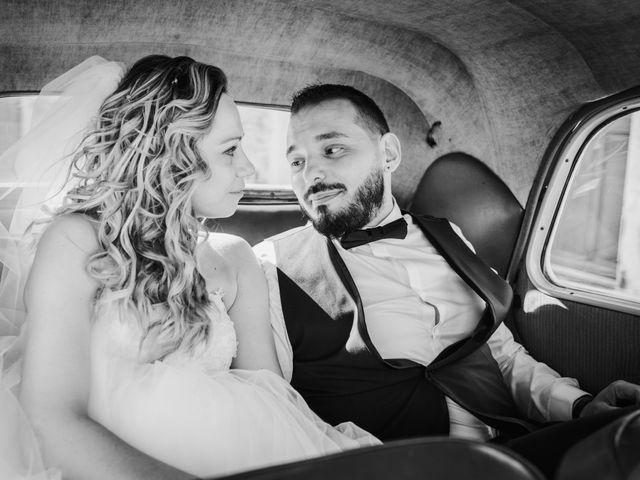 Le mariage de Fabien et Karine à Villette-d'Anthon, Isère 14