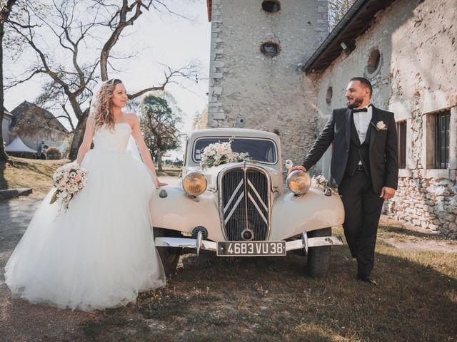 Le mariage de Fabien et Karine à Villette-d'Anthon, Isère 15