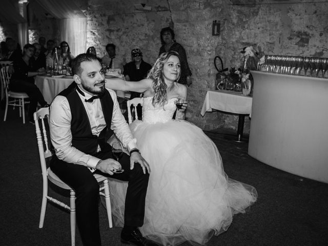 Le mariage de Fabien et Karine à Villette-d'Anthon, Isère 27