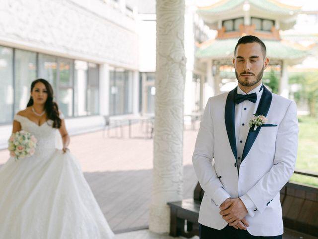 Le mariage de Alexandre et Sabrina à Hermes, Oise 11
