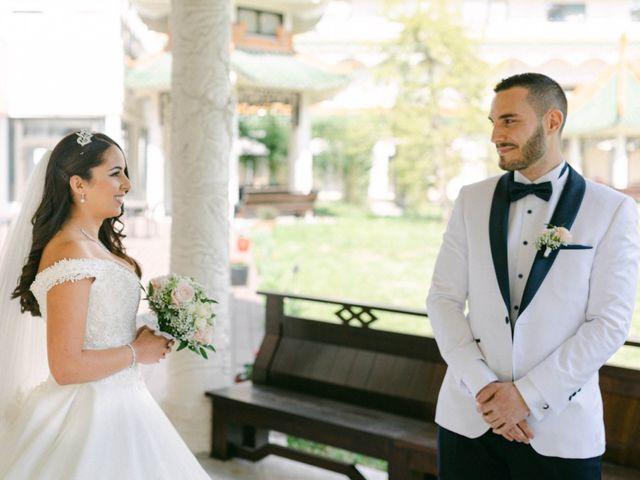 Le mariage de Alexandre et Sabrina à Hermes, Oise 12