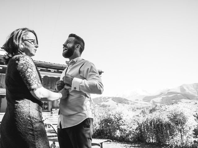 Le mariage de Baptiste et Eleonord à Cluses, Haute-Savoie 12