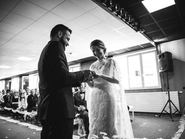Le mariage de Baptiste et Eleonord à Cluses, Haute-Savoie 23