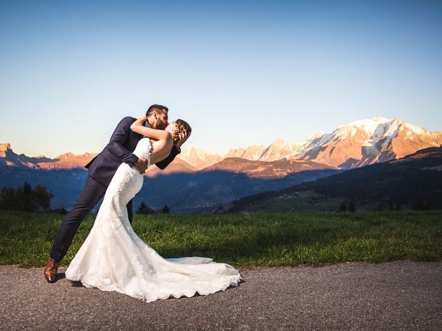 Le mariage de Baptiste et Eleonord à Cluses, Haute-Savoie 33