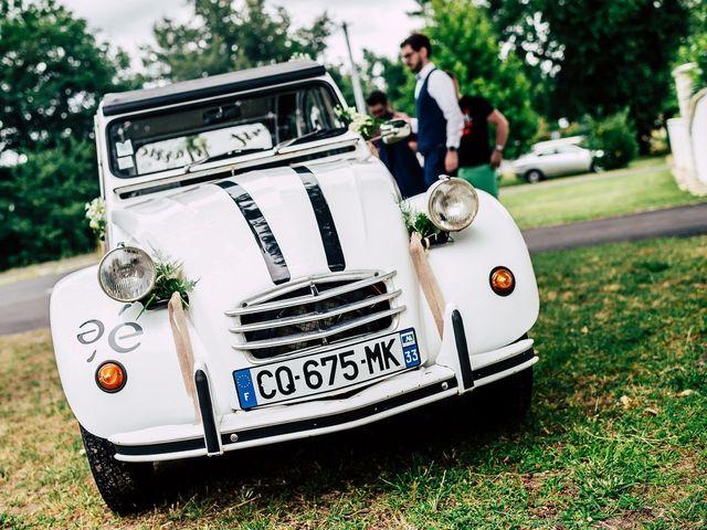 Le mariage de Hubert et Audrey à Bordeaux, Gironde 60