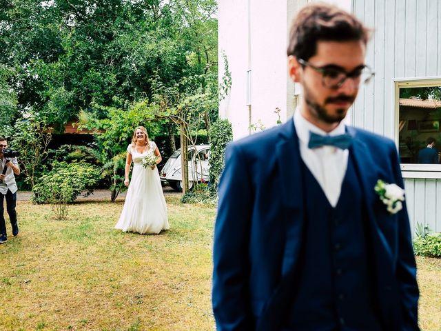 Le mariage de Hubert et Audrey à Bordeaux, Gironde 62