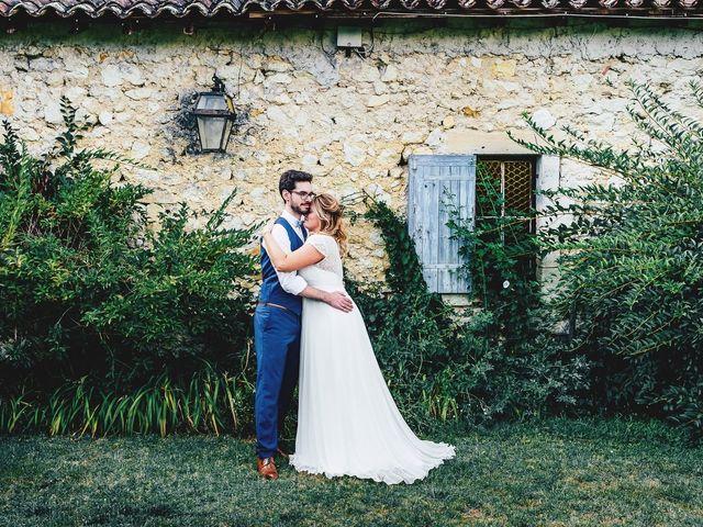 Le mariage de Hubert et Audrey à Bordeaux, Gironde 73