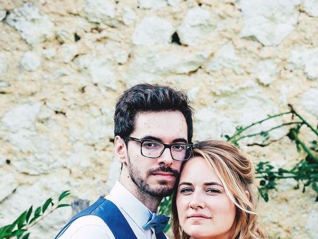 Le mariage de Hubert et Audrey à Bordeaux, Gironde 74