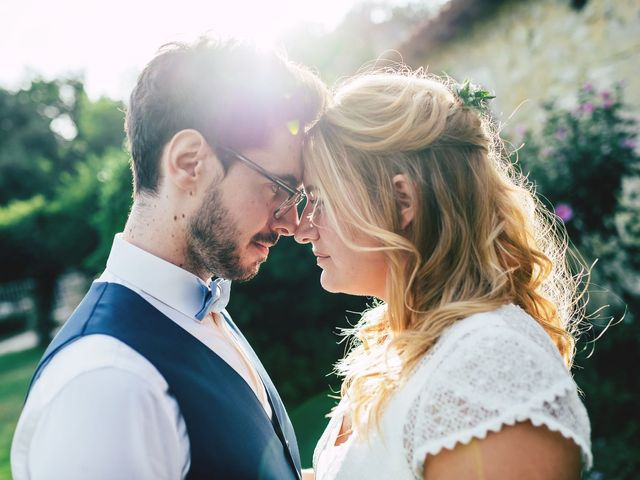Le mariage de Hubert et Audrey à Bordeaux, Gironde 1