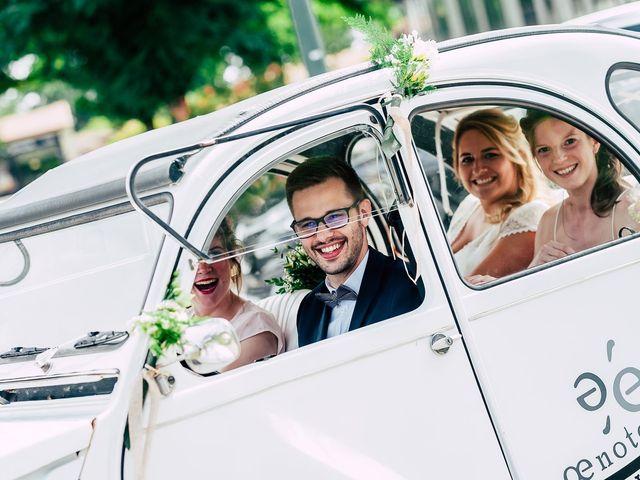 Le mariage de Hubert et Audrey à Bordeaux, Gironde 79