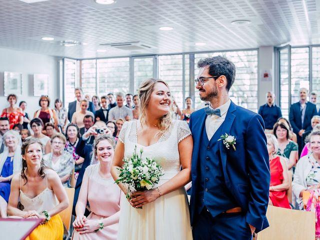 Le mariage de Hubert et Audrey à Bordeaux, Gironde 86