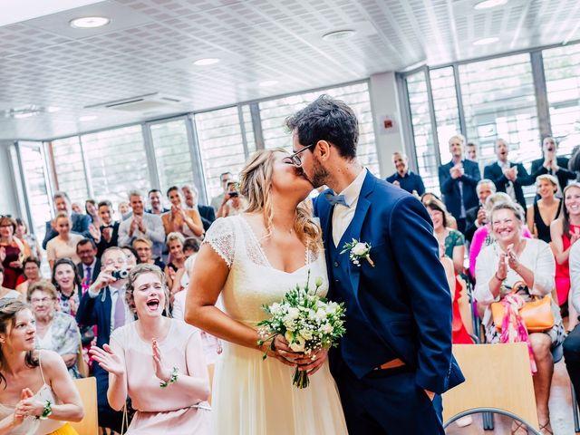 Le mariage de Hubert et Audrey à Bordeaux, Gironde 87