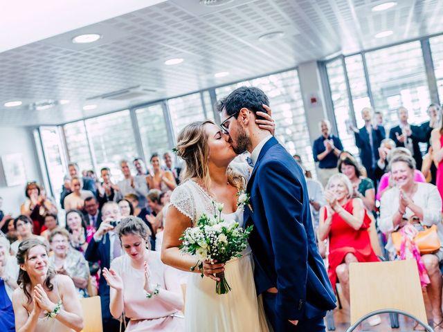 Le mariage de Hubert et Audrey à Bordeaux, Gironde 92
