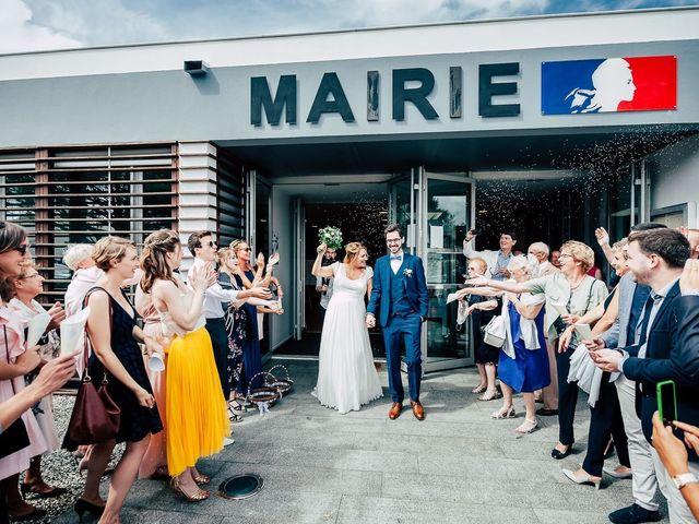 Le mariage de Hubert et Audrey à Bordeaux, Gironde 100