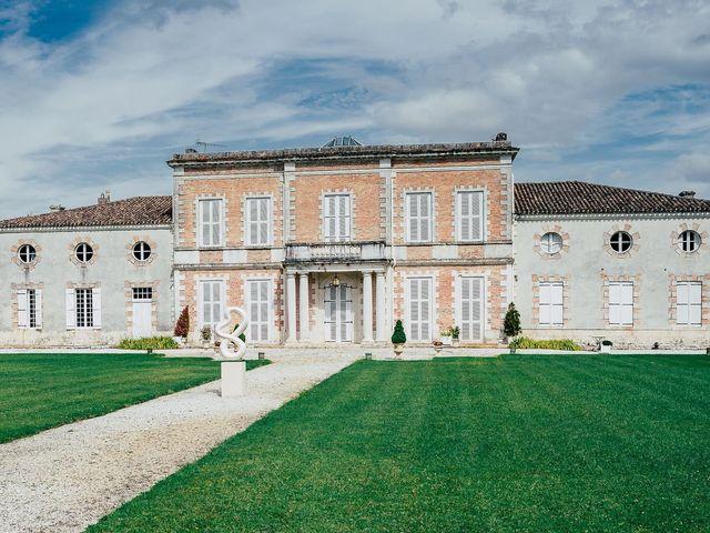 Le mariage de Hubert et Audrey à Bordeaux, Gironde 106