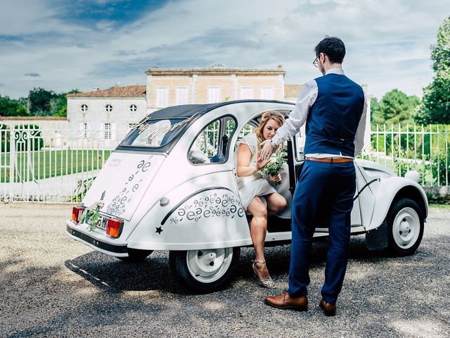 Le mariage de Hubert et Audrey à Bordeaux, Gironde 107