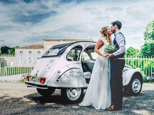 Le mariage de Hubert et Audrey à Bordeaux, Gironde 108