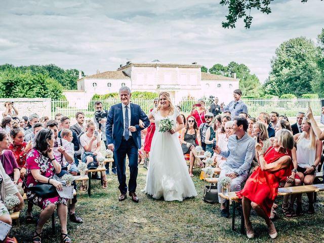Le mariage de Hubert et Audrey à Bordeaux, Gironde 114