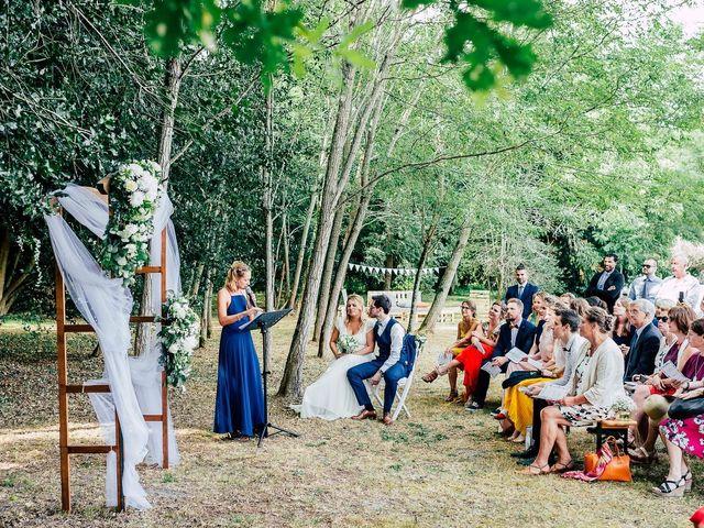 Le mariage de Hubert et Audrey à Bordeaux, Gironde 117